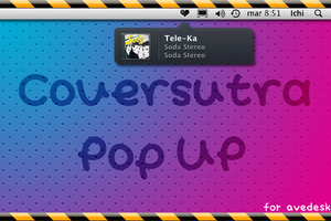 Coversutra POP-Up For avetunes by galaxygui