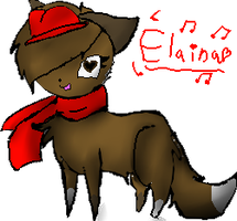 Elaina pixel by Prettiest-kittie