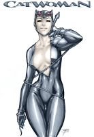 CatWoMan_Marker Only by FooRay