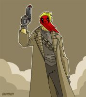 G for Grifter take 2 by Gaston25