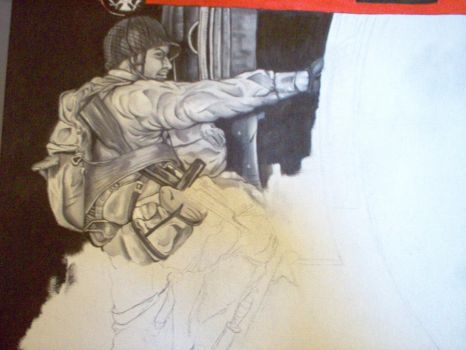 WWII WIP by cmerwin6