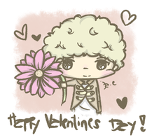 Valentines from B-joo by Fidchells