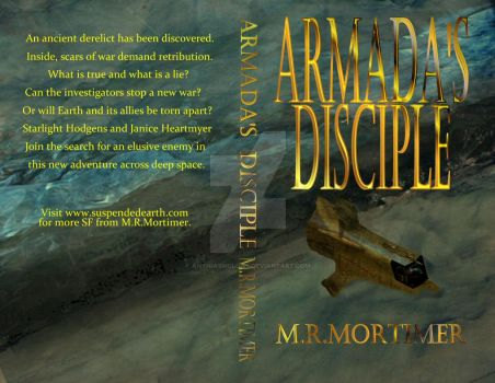 Armada's Disciple first cover candidate (DRAFT) by AnthiasMcLony