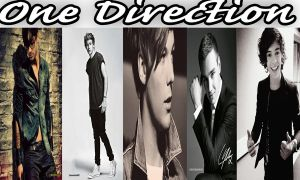 One Direction Collage by TwoCzechChicks