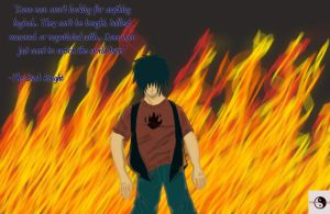 Obsession with Fire by BlackBeltMaster