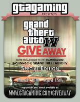 GTAGaming GTA IV Giveaway by SlimTrashman