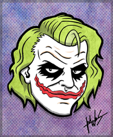 The Joker by Jwpepr