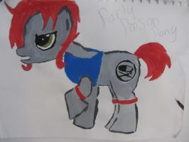 Party Poison Pony! by Panic4MCR