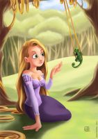 Tangled by Necrobaph
