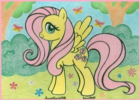 Fluttershy by AnneMarie1986
