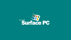Microsoft Surface PC by TheBC