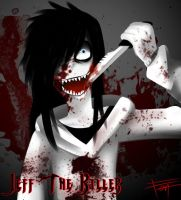 Jeff The Killer by kiruru2592