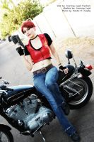 Claire Redfield Cosplay: Code Veronica by CLeigh-Cosplay