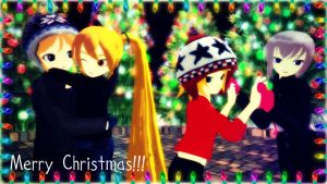 .:Merry Christmas 2014:. by Party-P