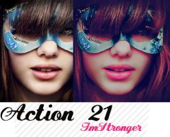 + ACTION 021 by imstronger