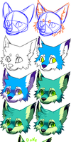 Semi-Realistic Fur Tutorial by Pand-ASS