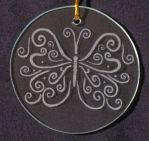 Butterfly Engraving by gileda