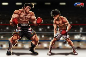 NoIPPO FightNight by FooRay