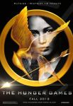 Hunger Games Katniss Poster by heatona