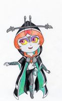 Midna Chibi by SugarBaby911