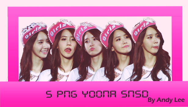 PNG Yoona SNSD By Andy Lee by NoriKatoki