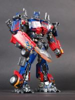 ROTF Optimus Prime Repaint by xenethis