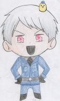 Chibi Prussia by Strawberry-Despair