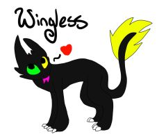 Quick Wingless Ref by iW-O-L-F