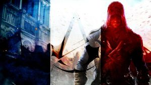 Assassin's Creed Unity (Hard Light) by Mordie27
