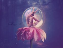 Birth Of A Fairy by Manon-M