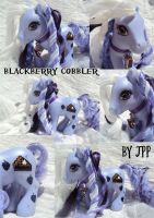 Blackberry Cobbler by JoshsPonyPrincess