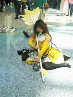 Reith Cosplay- Sitting by Zairal
