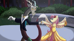 Bride of Discord - The Dance by SkyBlueArts