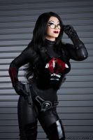 Baroness, G.I.Joe  - new photoshoot by yayacosplay