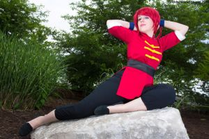 ColossalCon 2016 - Ranma-chan(PS) 08 by VideoGameStupid