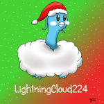 LightningCloud224's Christmas Icon by YoshiGamerGirl