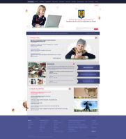 ISJT website by anca-v