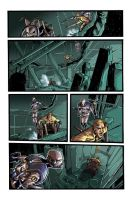 Color portfolio: Thunderbolts N. 159, pag3 by shiprock