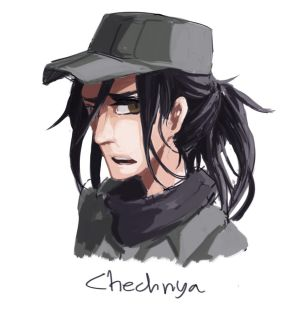 Chechen by gemmingi