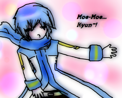 Kaito pwns by exile-chan
