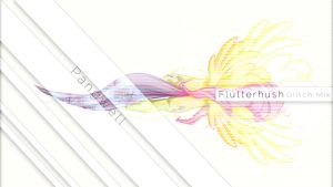 Flutterhush WP by InternationalTCK