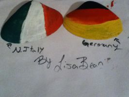 N.Itlay and Germany shell by lisabean
