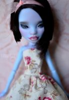 Claire - OOAK Custom Monster High doll by Katalin89