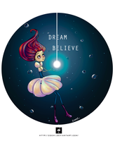 Dream and Believe by Zoehi