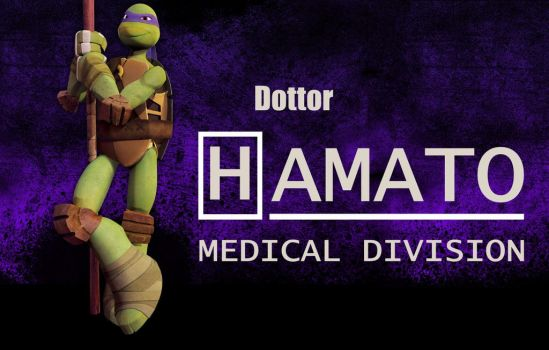 Dottor Hamato, MEdical Division by ToraStrife