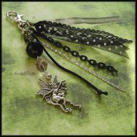 Bag Jewelry - Faerie by Marjolijn-Ashara