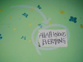 Allah knows Everything by enemanime
