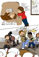 SPN- Bowling by Shanks-kun