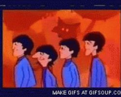 George and Fox GIF by GeorgeHarrison12