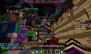 MINECRAFT YOUTUBER: Ran into Slamacow by xX-NIGHTBANEWOLF-Xx